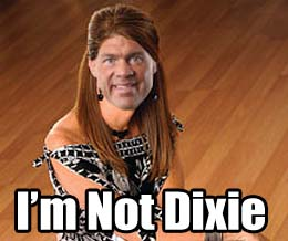 Kurt Not Dixie