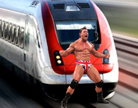 Rob Terry Train